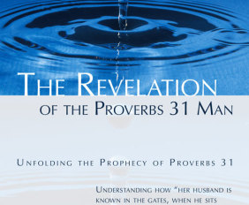 Revelation of the Proverbs 31 Man
